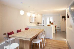 Bespoke kitchen London
